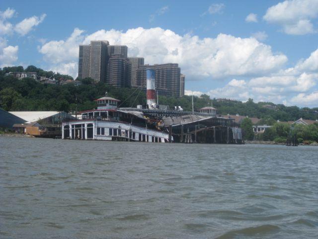 Ferryboat Binghamton, c. 2012