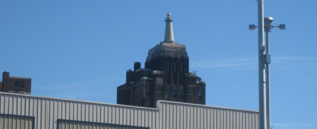 The Lighthouse, on the Harlem.