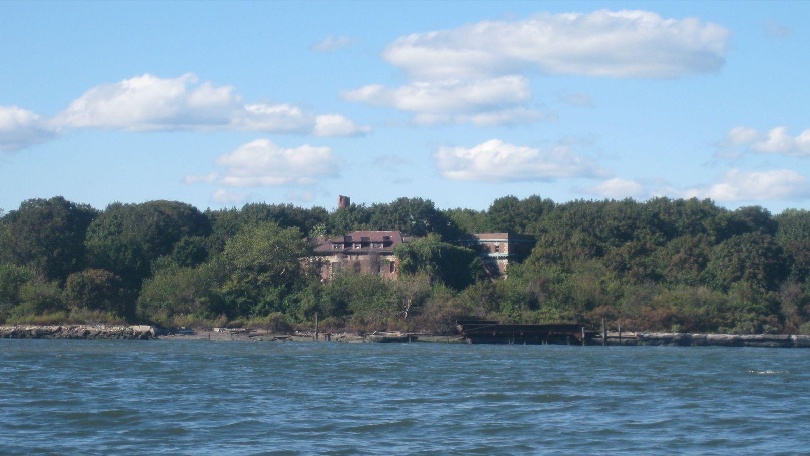 North Brother Island.