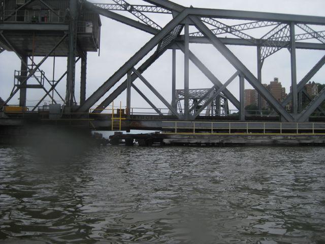 Spuyten Duyvil Railroad Bridge.