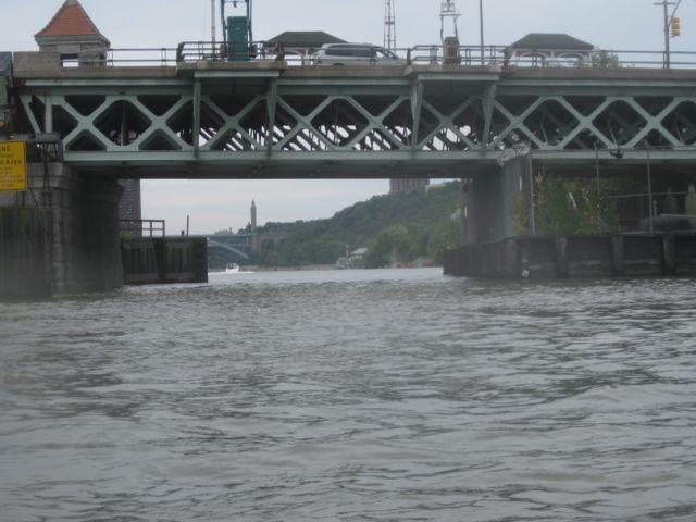 207th Street Bridge.