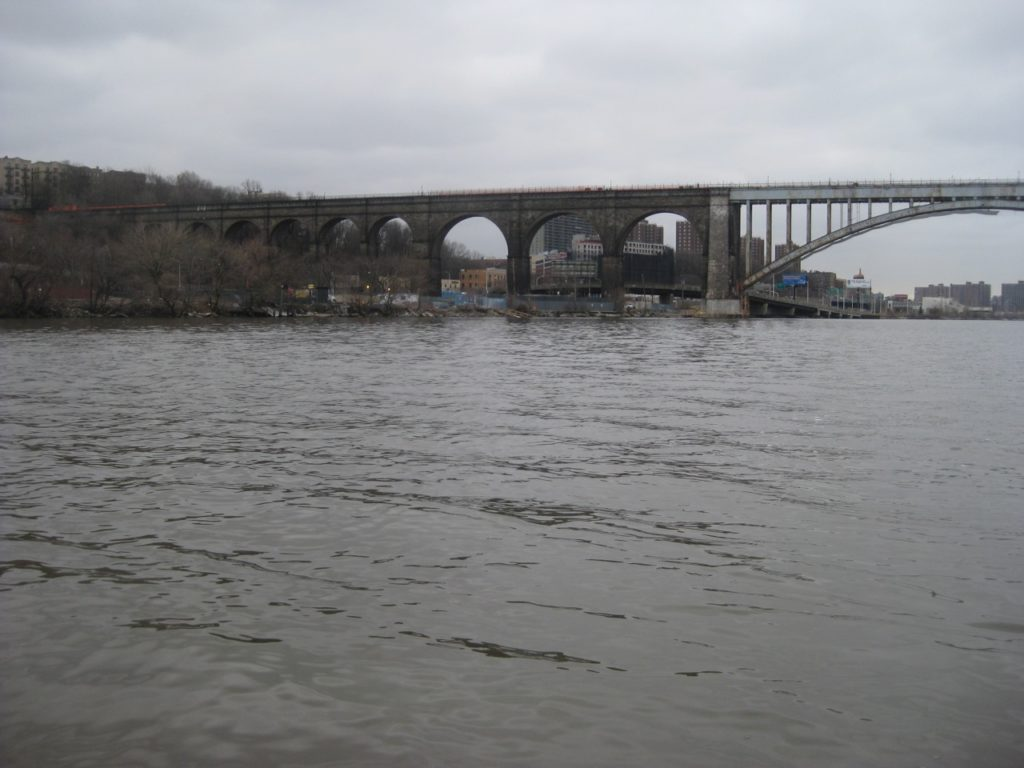 High Bridge, Winter 2013.