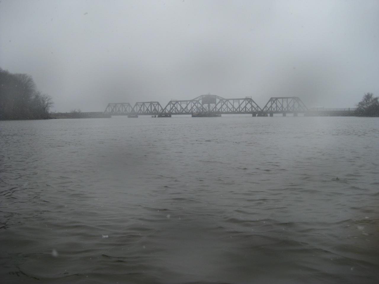 Spuyten Duyvil Bridge.