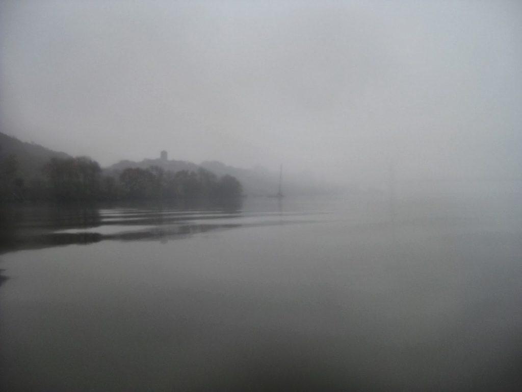 A Foggy Day.