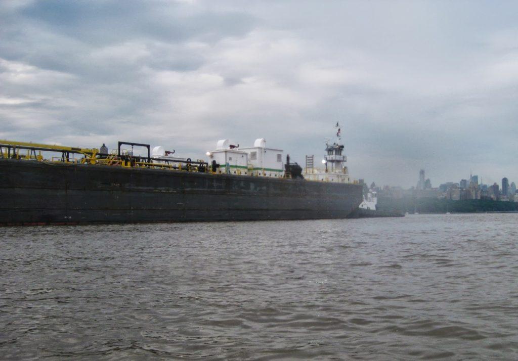 Barge. 2013.