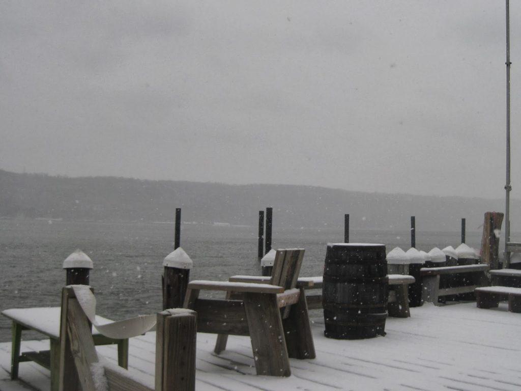 A Snowy Day.