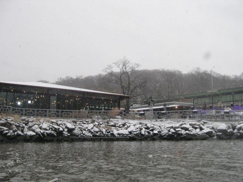 La Marina in Winter.