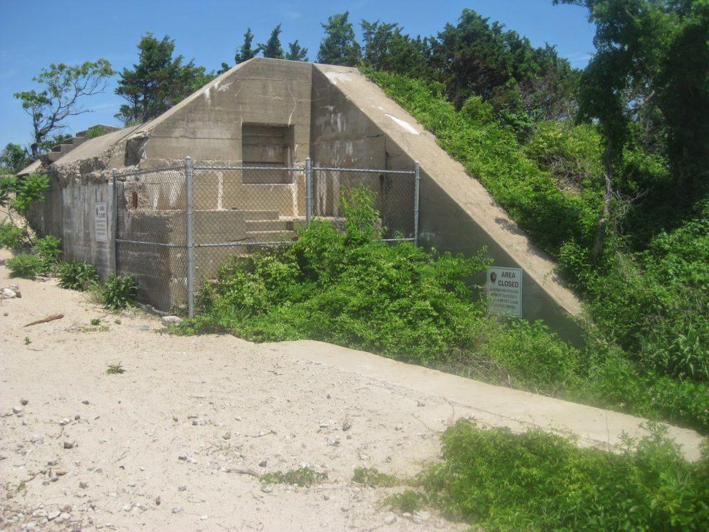 Missile Bunker.