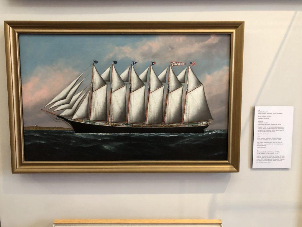 Ship's Portrait.
