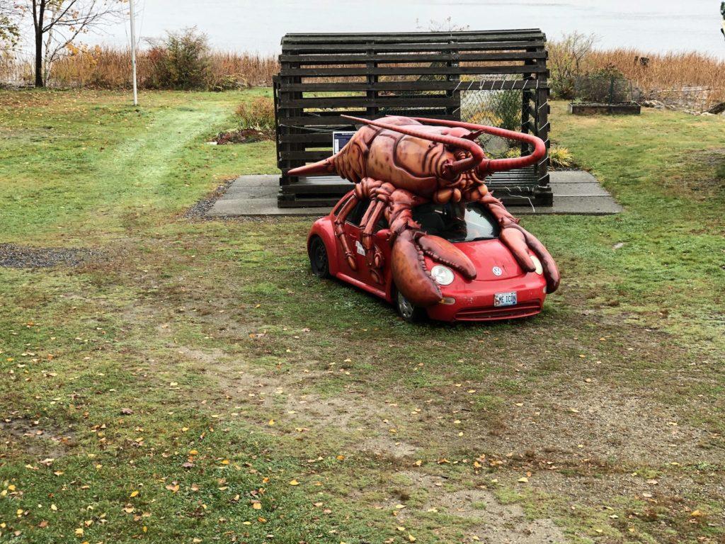 Lobster Mobile.