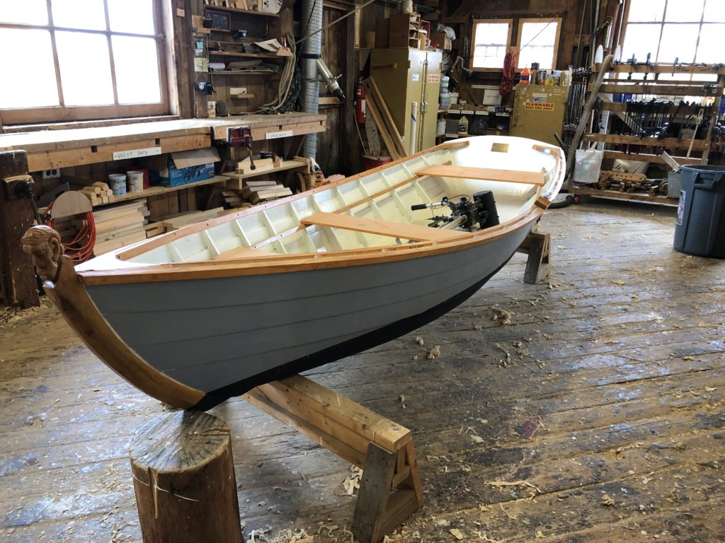 Boat Built.