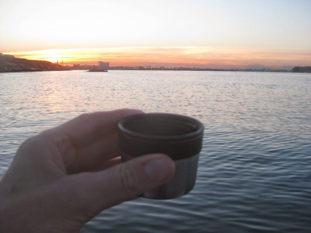 Early Tea.
