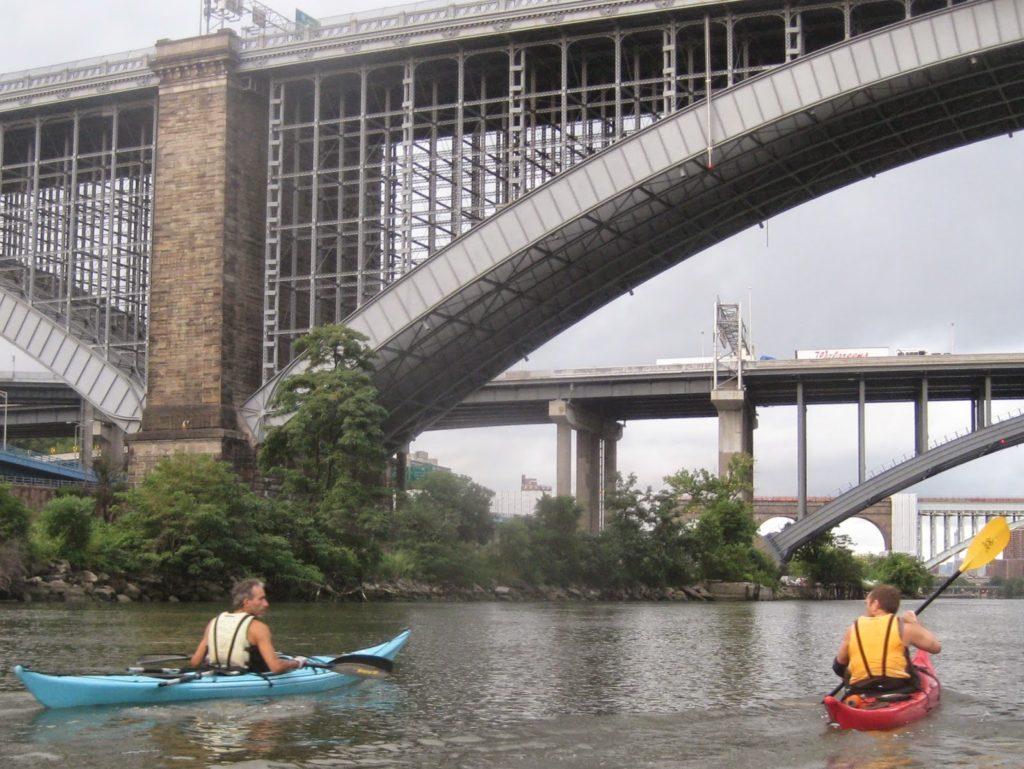 Passing Bridges.