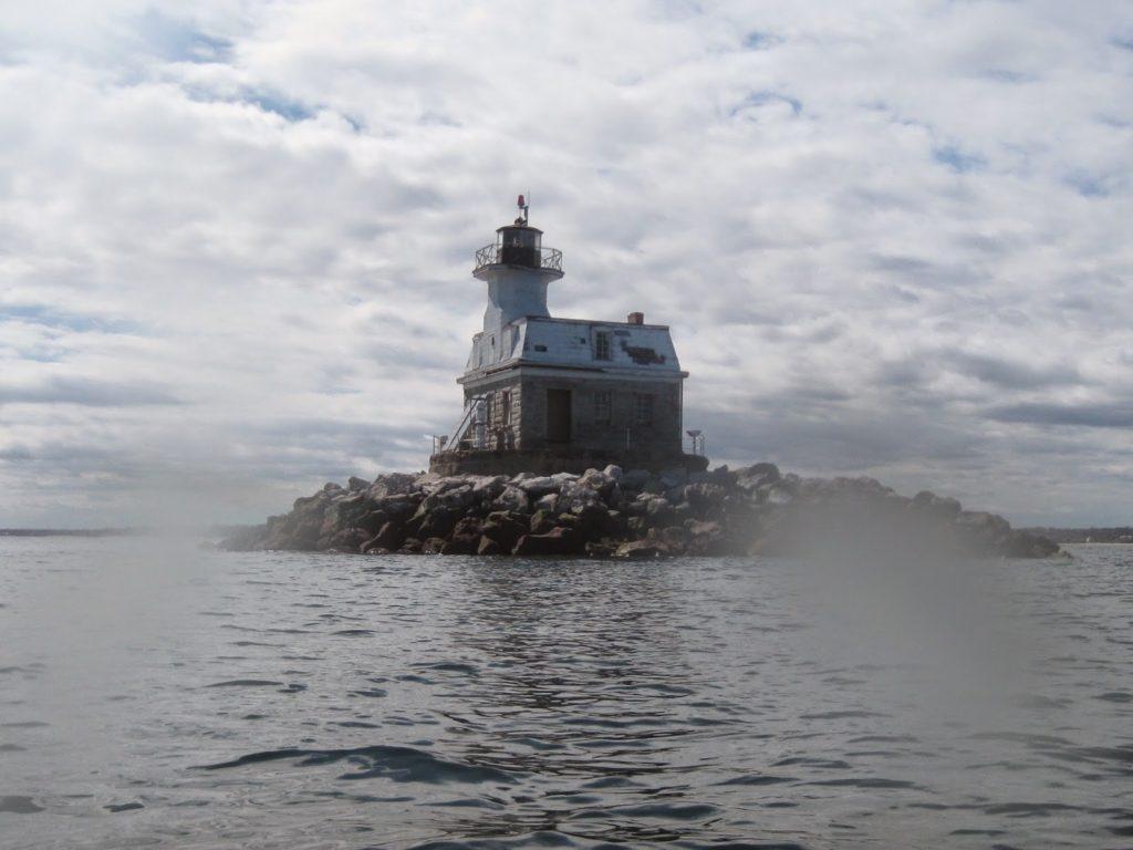 Long Island Sound, April 2015