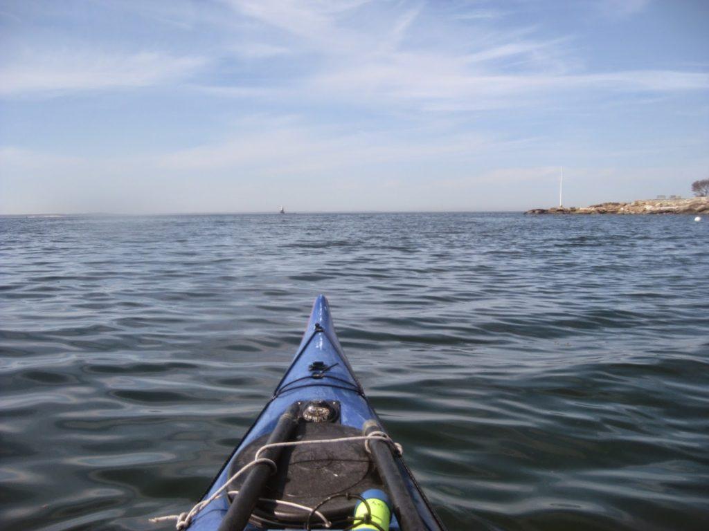Long Island Sound, April 2015.