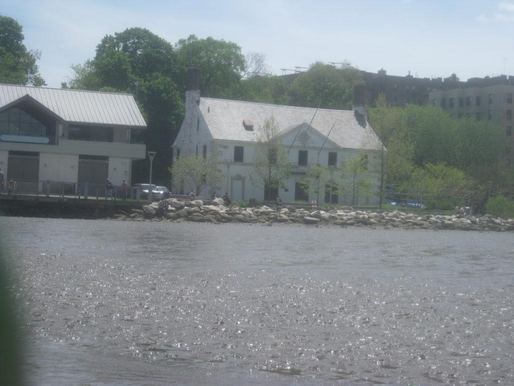 Columbia Boathouse.