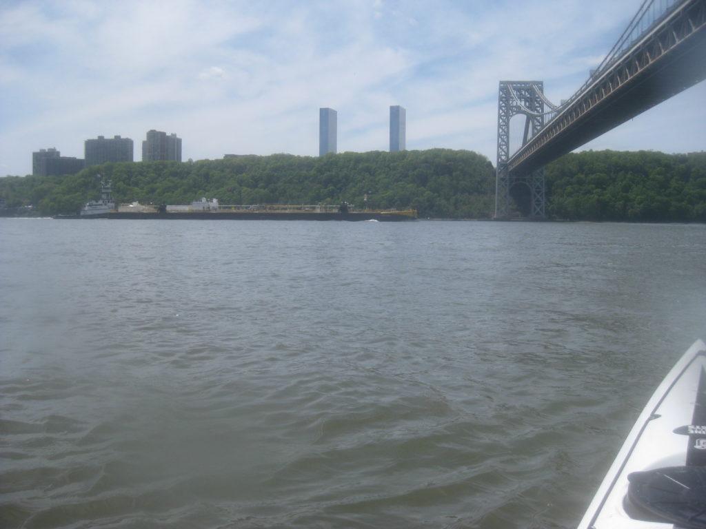 Barge Traffic.