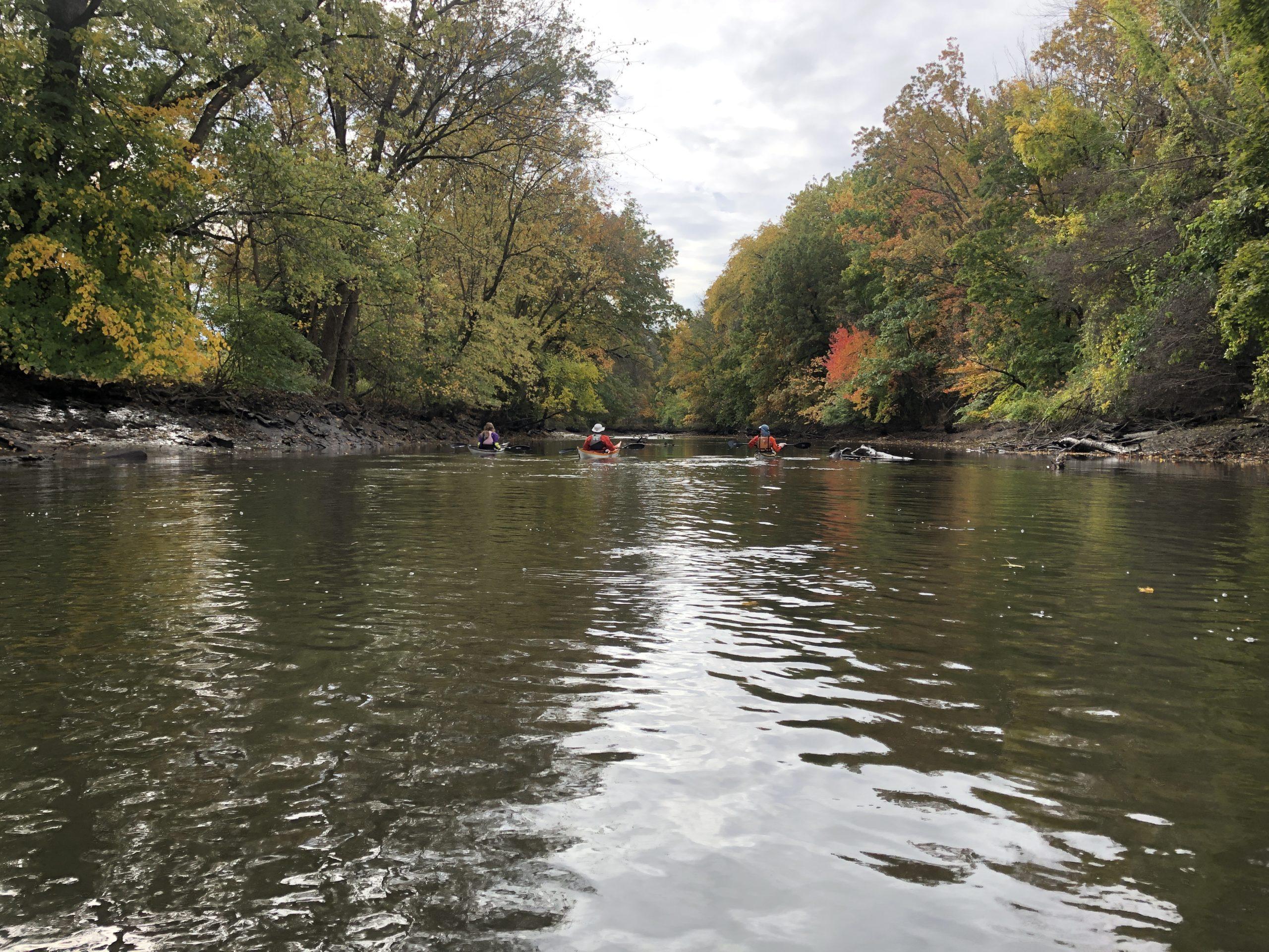 Hackensack River